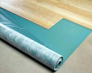 Underlayment for Vinyl Flooring
