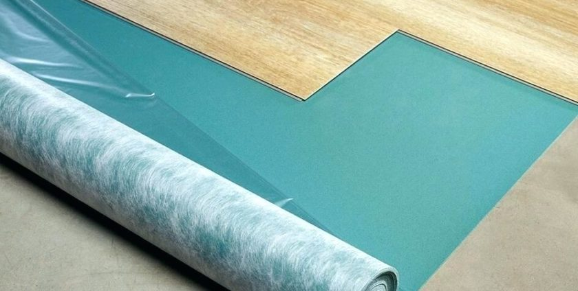 Need Underlayment For Vinyl Flooring, What Flooring Does Not Require Underlayment